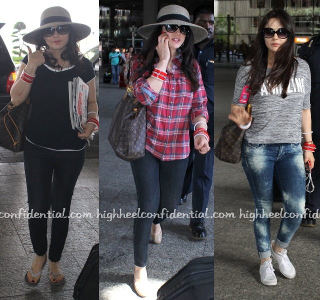 preity-zinta-airport-louis-vuitton