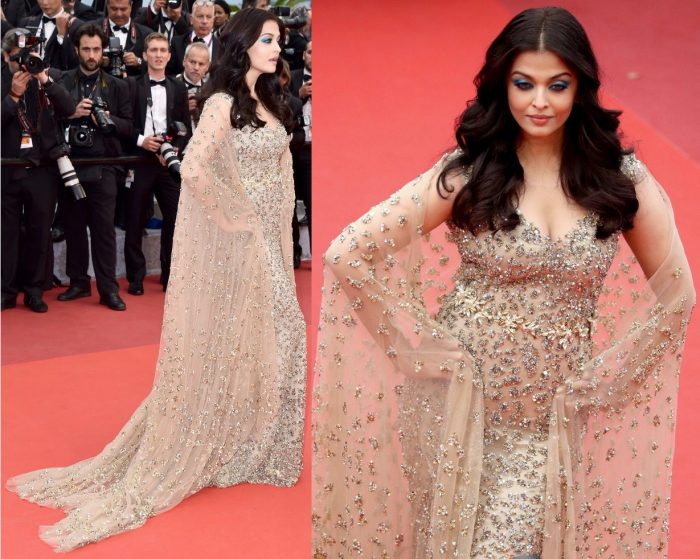 Aishwarya Rai Bachchan In Ali Younes Couture At Slack Bay (Ma Loute) Premiere, Cannes Film Festival 2016-2
