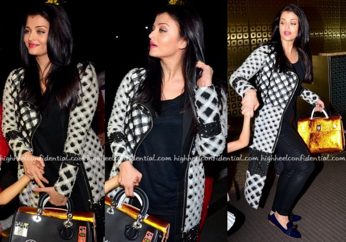 Aishwarya Rai Bachchan Jets Off To Cannes In Nachiket Barve-2
