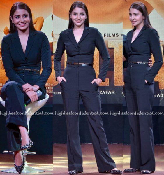 Anushka Sharma Wears Nikhil Thampi To 'Sultan' Trailer Launch-1