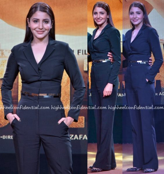 Anushka Sharma Wears Nikhil Thampi To 'Sultan' Trailer Launch-2