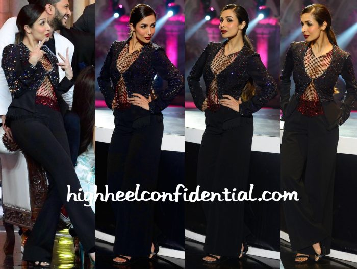 Malaika Arora Khan On India's Got Talent Sets