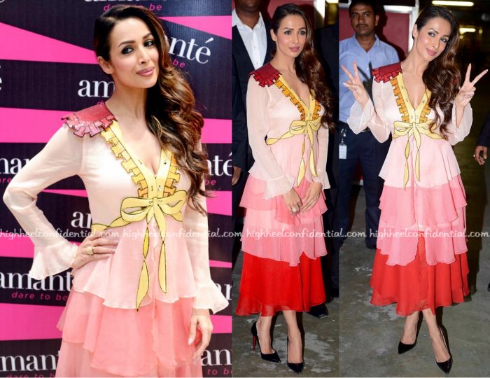 Malaika Arora Khan Wears Gucci To Amanté Store Launch-2