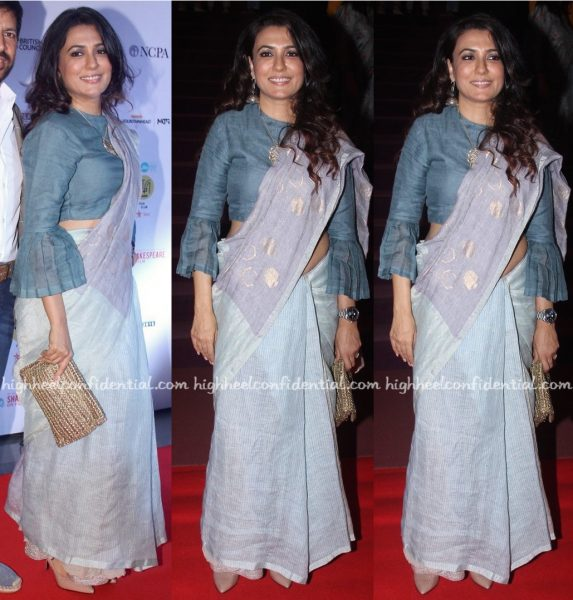 Mini Mathur In Anavila At MAMI Film Club Event