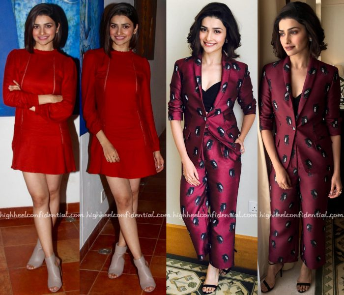 Prachi Desai At Azhar Promotions-1