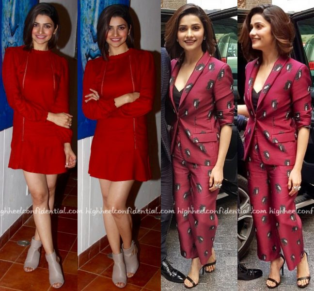 Prachi Desai At Azhar Promotions-2