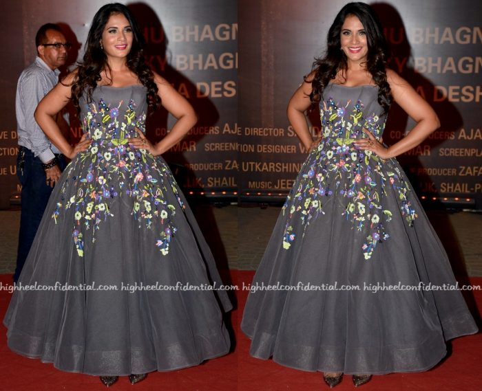 Richa Chadha At Sarabjit Premiere