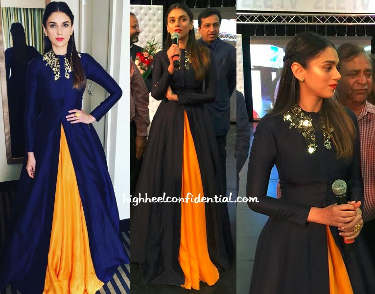 aditi-rao-hydari-nikhil-thampi-india-fair-new-jersey