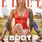 Padma Lakshmi on Elle:(Un)Covered