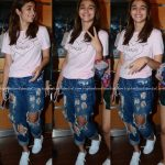 Alia Bhatt Photographed Outside Nido And At 'Udta Punjab' Screening-2