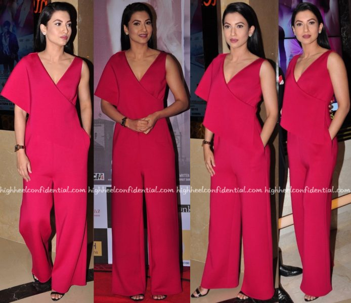 Gauahar Khan In Swatee Singh At Fever Trailer Launch-1