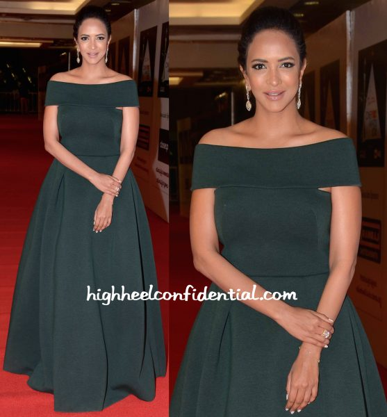 Lakshmi Manchu In Gauri And Nainika At CineMaa Awards 2016