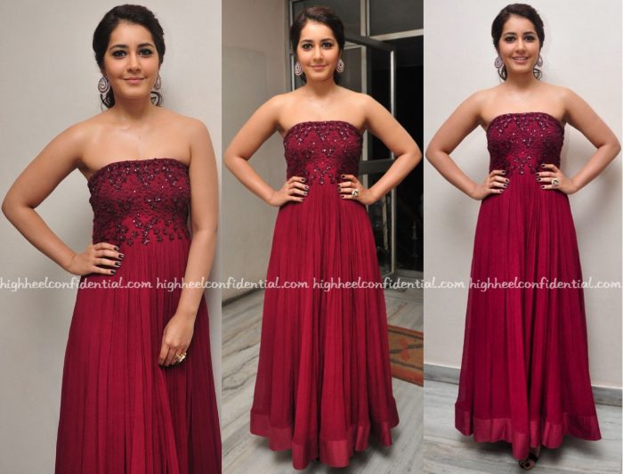 Raashi Khanna At SIIMA 2016 Press Meet-1