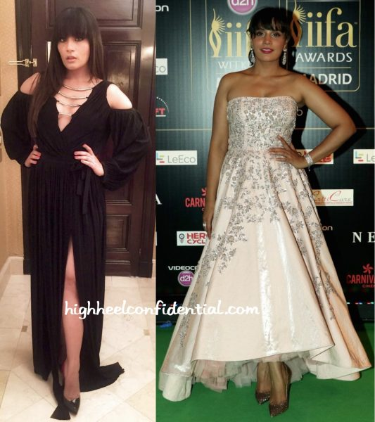 Richa Chadha In Philipp Plein At IIFA Rocks 2016 And In Dolly J At IIFA 2016, Madrid-1