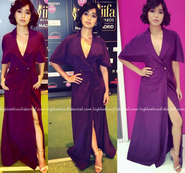 Sayani Gupta In Poco And Jacky At IIFA 2016 Madrid Press Meet