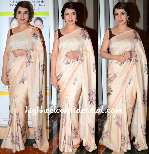Tisca Chopra In Raw Mango At Genesis Foundation Event-1