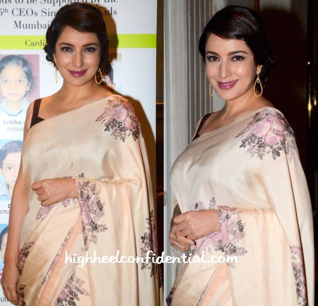 Tisca Chopra In Raw Mango At Genesis Foundation Event-2