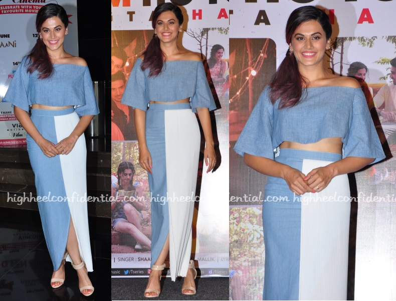 taapsee-tum-ho-toh-song-launch-aruni