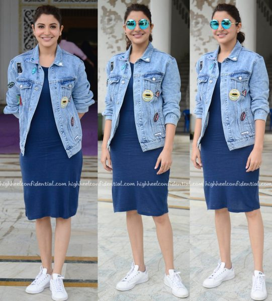 Anushka Sharma At 'Sultan' Promotions:Press Meet-1