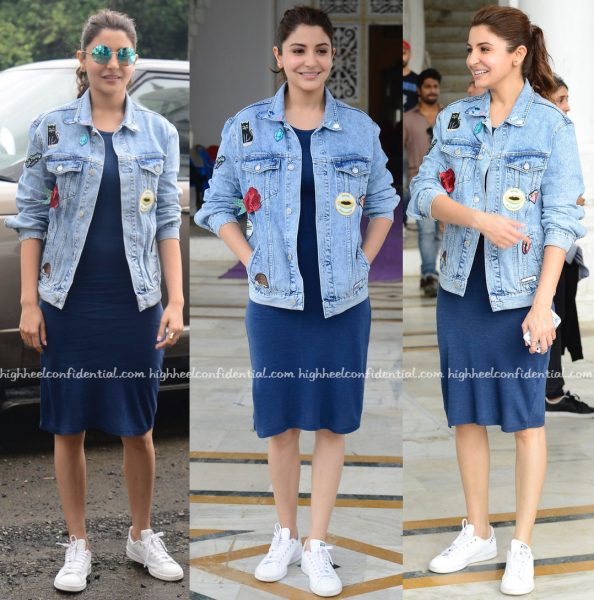 Anushka Sharma At 'Sultan' Promotions:Press Meet-2