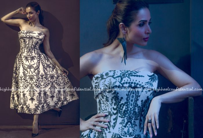 Malaika Arora Khan On India's Got Talent Sets-2