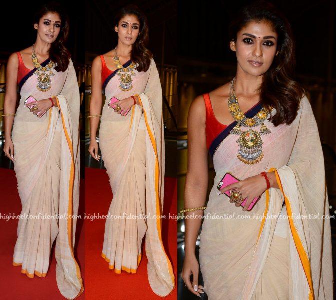 Nayanthara At SIIMA 2016-1