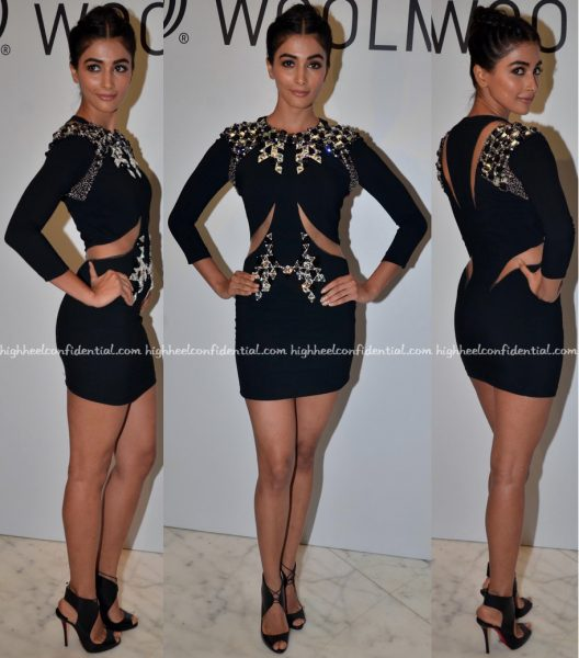 Pooja Hegde At Woolmark Prize Event-1
