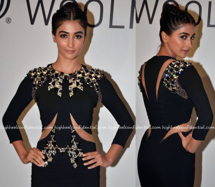 Pooja Hegde At Woolmark Prize Event-2
