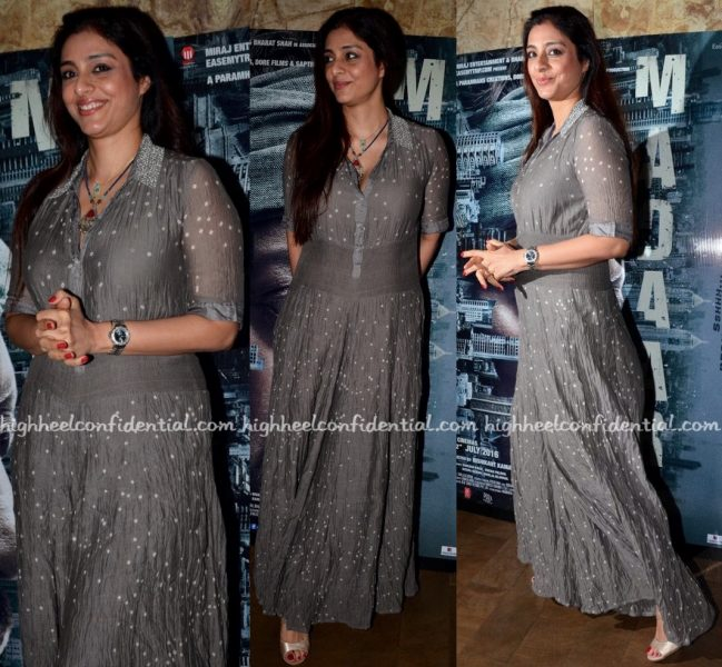 Tabu At Madaari Screening