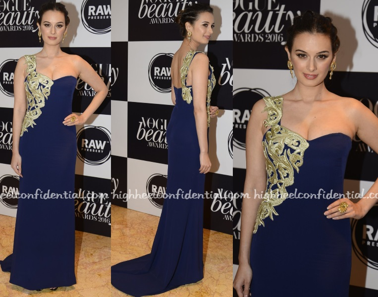 evelyn-sharma-notte-marchesa-vogue-beauty-awards-2016