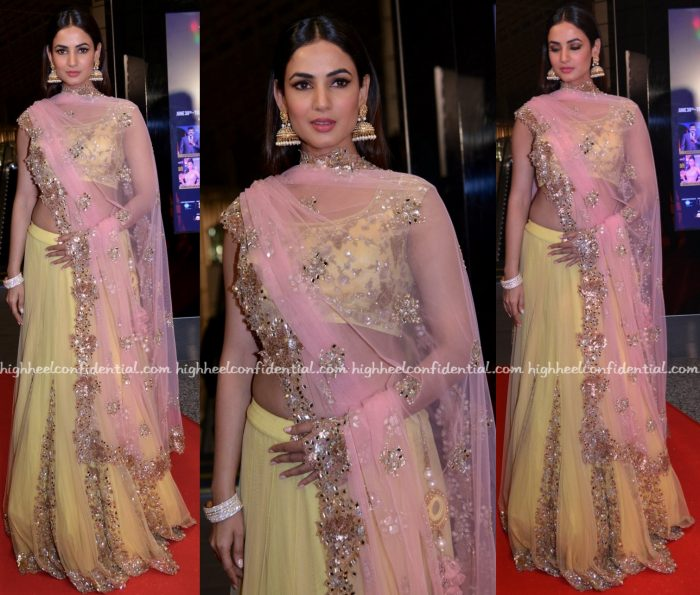 sonal chauhan-Peppermint Diva-siima 2016-1