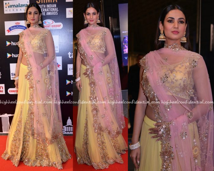 sonal chauhan-Peppermint Diva-siima 2016-2