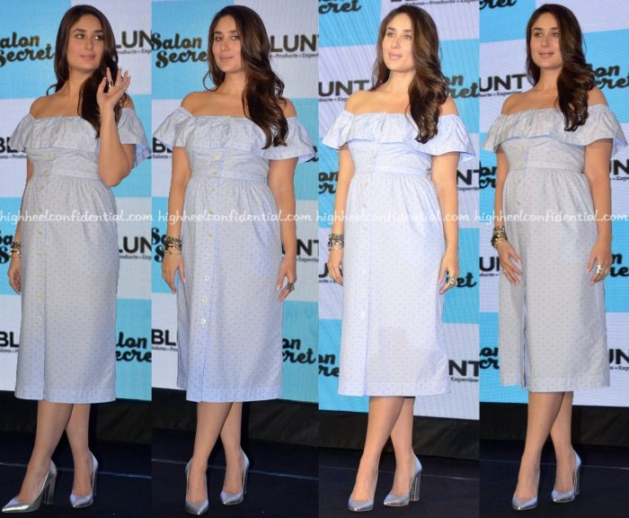 Kareena Kapoor Khan Wears H&M To BBlunt Event-1
