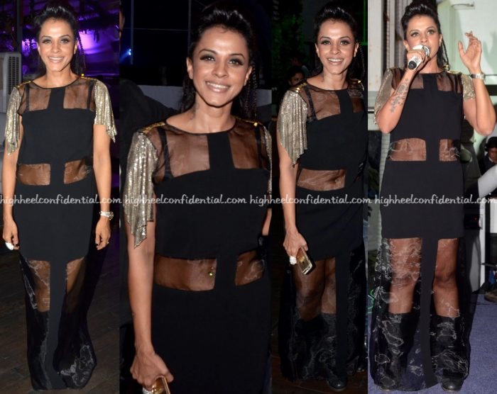 Manasi Scott At Her Album Launch