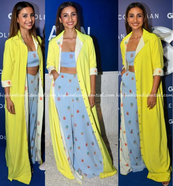Patralekhaa Wears Nishka Lulla To Cole Haan Launch