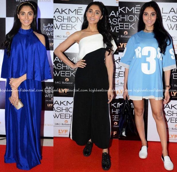 Pernia Qureshi Photographed In Manish Malhotra, Atsu And Kanika Goyal At Lakme Fashion Week Winter:Festive 2016-1