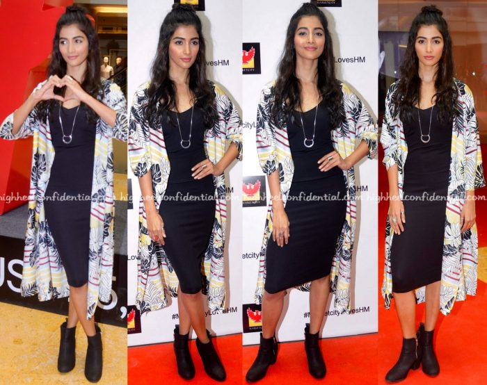 Pooja Hegde At H&M Store Launch