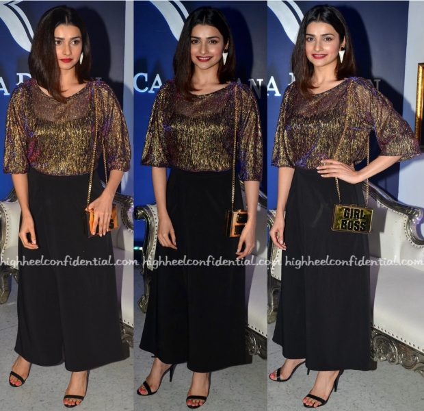 Prachi Desai At Rebecca Dewan Label Launch