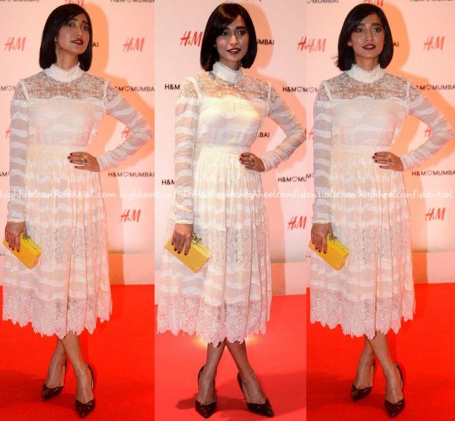 Sayani Gupta At H&M Mumbai Launch