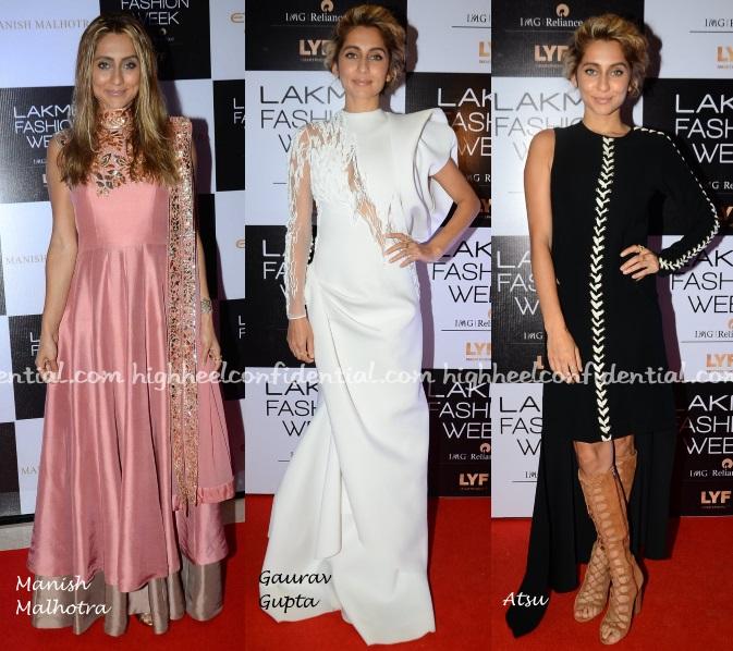 anusha-dandekar-manish-malhotra-gaurav-gupta-atsu-lakme-fashion-week-2016