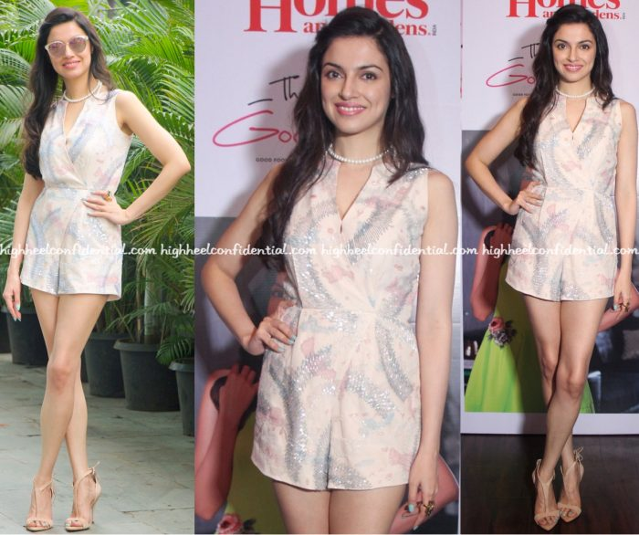 divya-khosla-kumar-in-shehlaa-at-better-homes-gardens-event