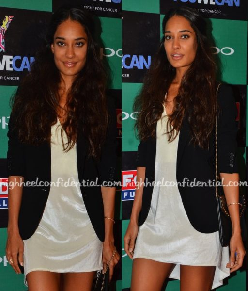 Lisa Haydon Wears Deme By Gabriella To 'You We Can' Launch-2