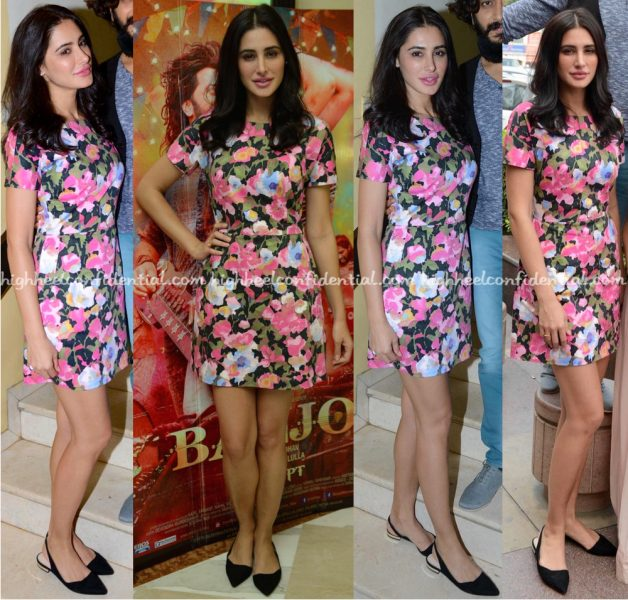 nargis-fakhri-wears-french-connection-to-banjo-promotions-2