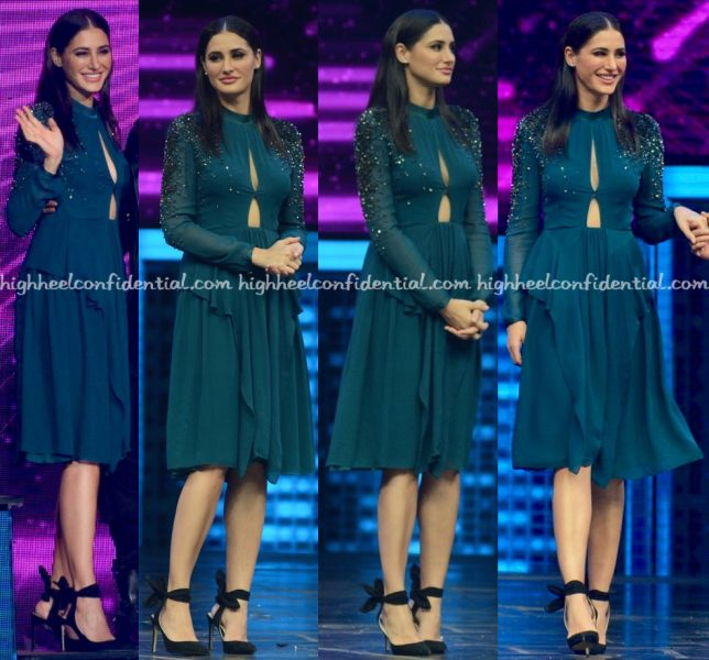 nargis-fakhri-wears-rohit-gandhi-rahul-khanna-to-dance-plus-sets-for-banjo-promotions-2