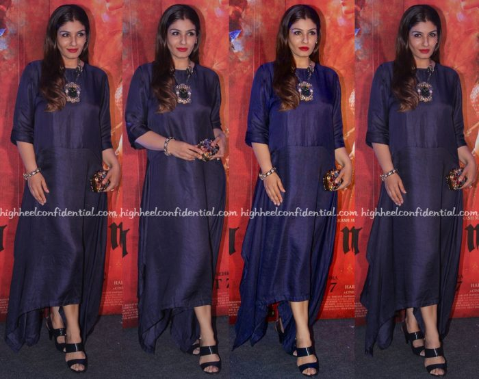 raveena-tandon-at-mirzya-trailer-launch-party-1
