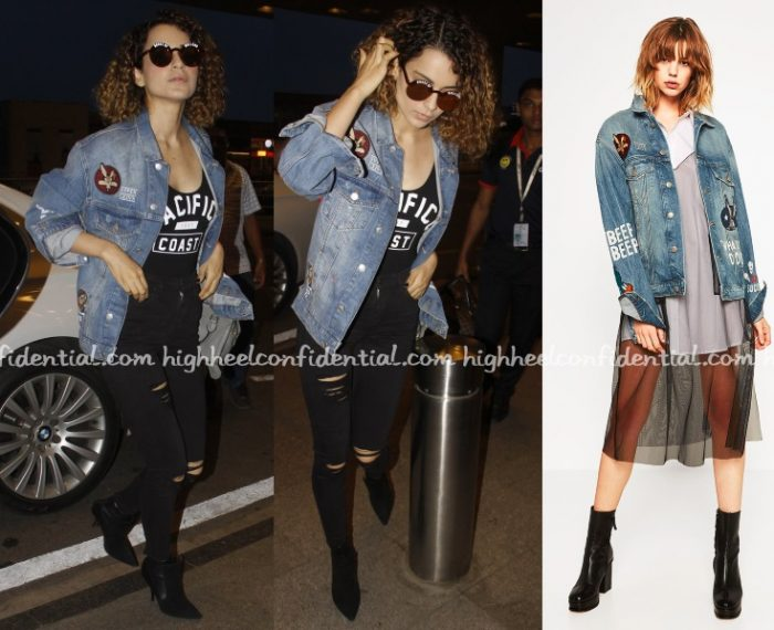 kangana-ranaut-zara-airport-denim-jacket