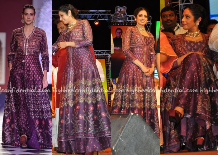sridevi-anita-dongre-mohan-babu-vizag-40-years-celebrations