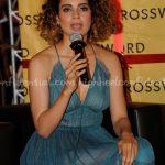Kangana Ranaut at Chetan Bhagat One Indian Girl Book Launch