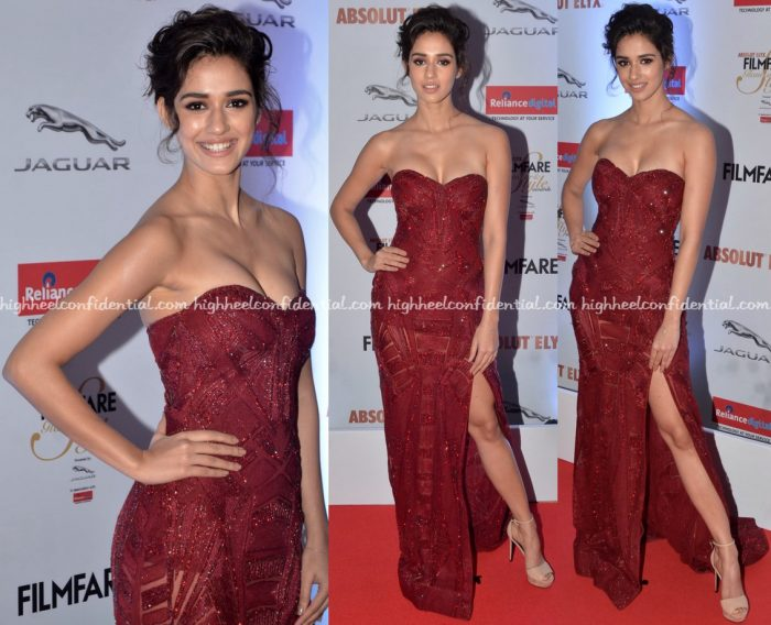 disha-patani-wears-deme-by-gabriella-to-sephora-store-launch-and-in-falguni-and-shane-peacock-at-filmfare-glamour-and-style-awards-2016-1