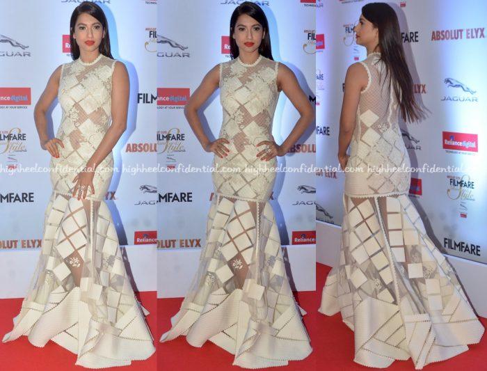 gauahar-khan-in-sahil-kochhar-at-filmfare-glamour-and-style-awards-2016-1